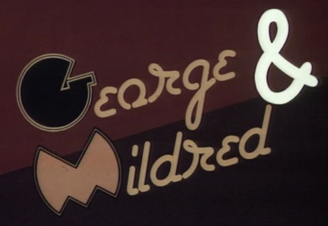 George and Mildred Logo