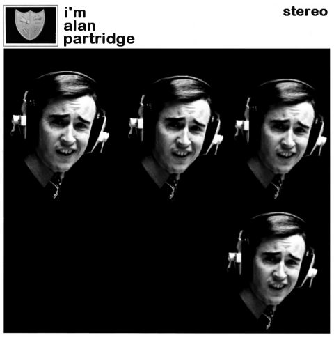 I'm Alan Partridge soundtrack cover