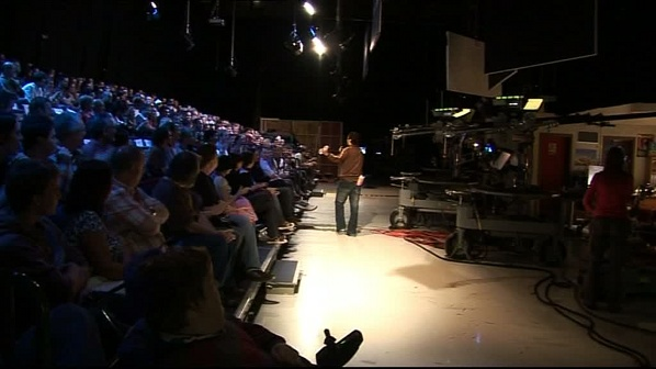 Studio Audience for The IT Crowd