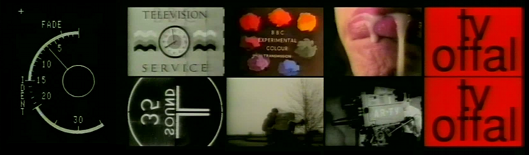 TV Offal title sequence