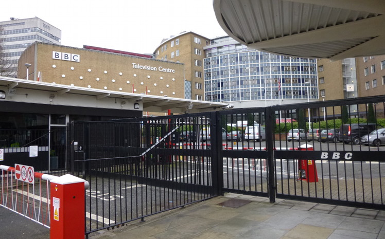 TV Centre from outside