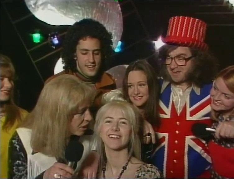 Smashie & Nicey on Top of the Pops