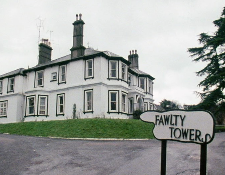 Fawlty Towers - opening titles from A Touch of Class