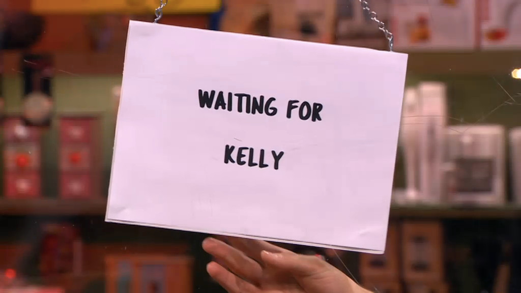 Sign - Waiting for Kelly