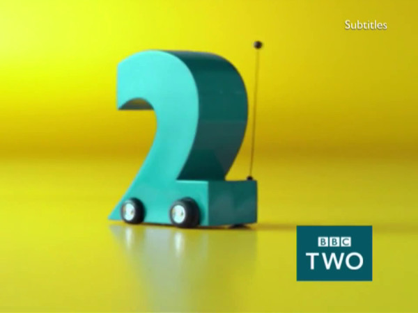 BBC Two Toy Car ident